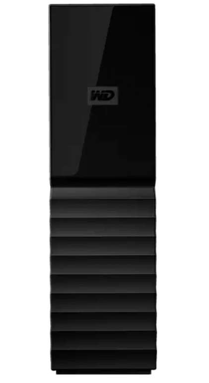 WD My Book™ Festplatte (16 TB HDD, 3,5 Zoll, extern, Schwarz) für 329€ inkl. Versand (statt 387€)