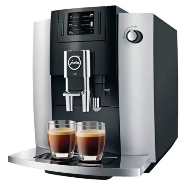 Jura E6 Kaffeevollautomat (2019) für 586,49€ inkl. Versand (statt 690€)
