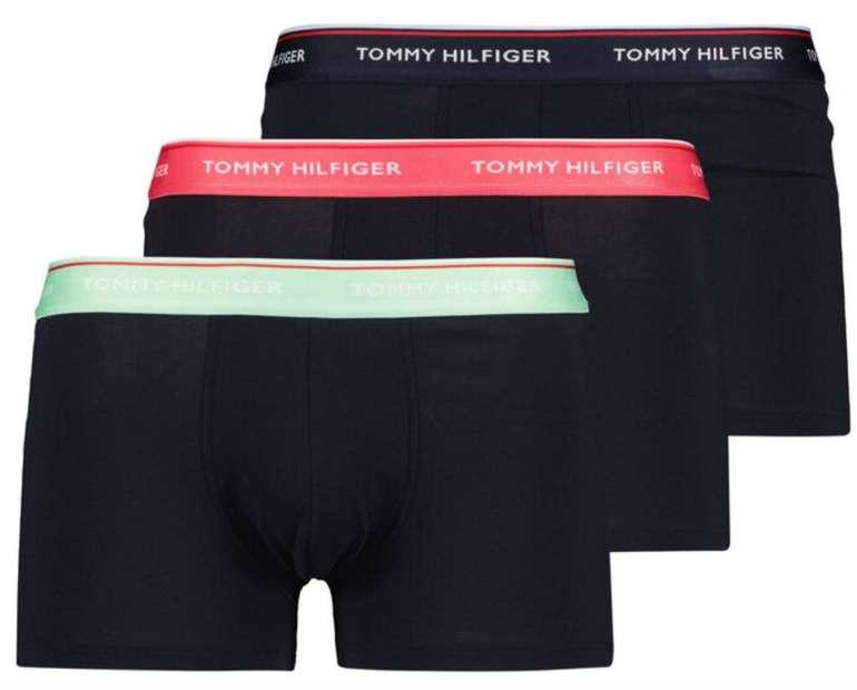 3er Pack Tommy Hilfiger 3P Trunk Retropants für 27,22€ inkl. Versand (statt 35€)