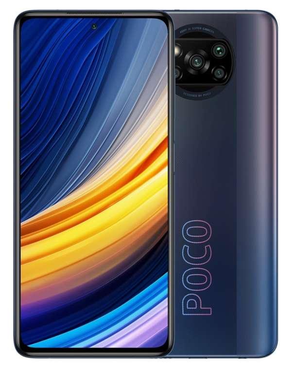 Xiaomi Poco X3 Pro LTE mit 256 GB (59€) + crash Allnet Flat mit 7 GB LTE für 12,99€ mtl.