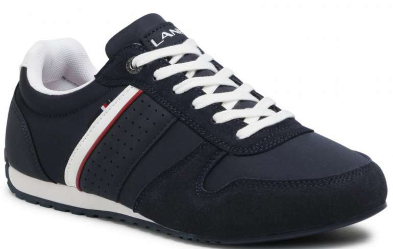 Lanetti MP07-01378-01 Herren Sneaker in Cobalt Blue für 13,45€inkl. Versand (statt 35€)