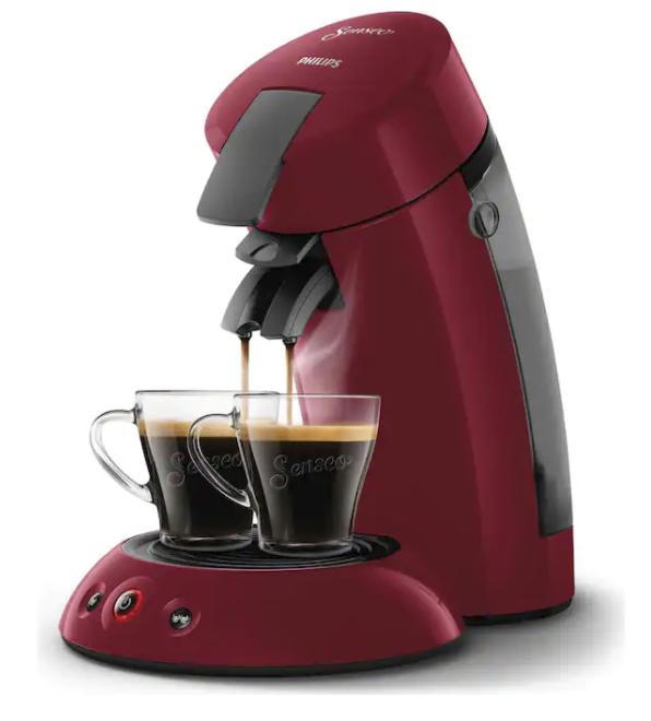 Philips HD6553 Senseo Original Kaffeepadmaschine für 50,02€ inkl. Versand (statt 65€)