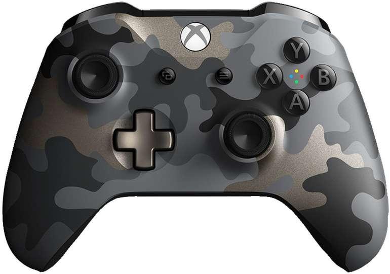 Top! Microsoft Xbox Wireless Controller in verschiedenen Designs je 39,99€ dank Aktion