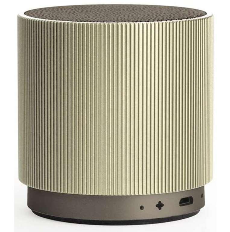 Lexon LA98D Fine 4.0 Bluetooth Lautsprecher in gold für 24,95€inkl. Versand (statt 44€)
