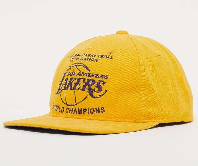 Mitchell & Ness NBA Los Angeles Lakers Snapback Cap für 21,49€ (statt 38€)