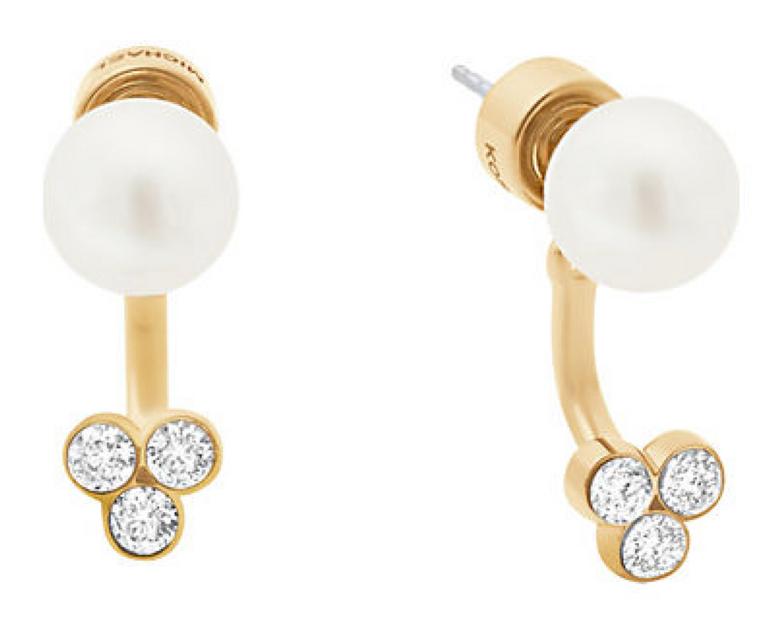 Michael Kors Ohrhänger Modern Classic Pearl für 35€ statt 48€