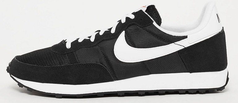 Nike Challenger Herren Sneaker in schwarz-weiß für 47,40€ inkl. Versand (statt 70€)