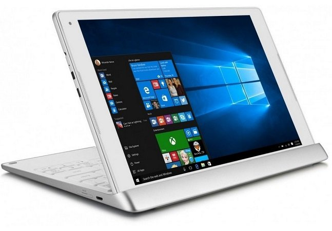 Alcatel Plus 10 2in1 Convertible Tablet (10,1 Zoll, 32GB, 5.830mAh) für 149,90€