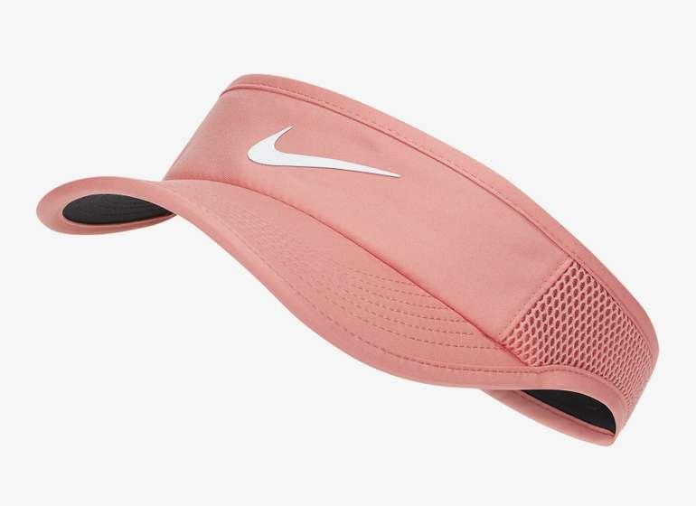 Nike Court AeroBill Featherlight Damen Visor in 2 Farben für je 14€ inkl. Versand (statt 18€) - Nike Membership