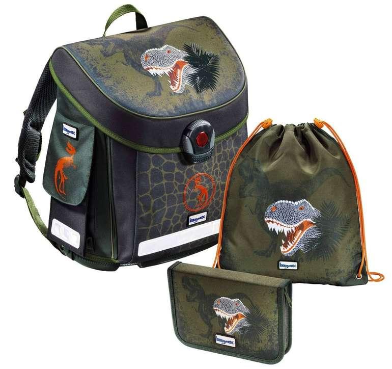 Baggymax Canny Dinosaur Schulranzen Set für 34,94€ inkl. Versand (statt 48€)
