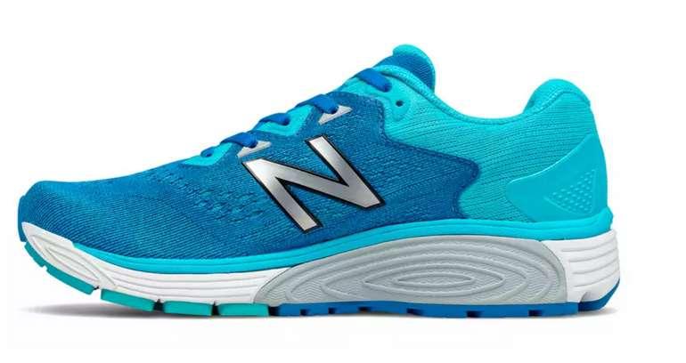 SportScheck: 10€ Rabatt auf gekennzeichnete Schuhe im Onlineshop! - z.BN ew Balance Vaygo in Türkis für 74,95€ (statt 85€)