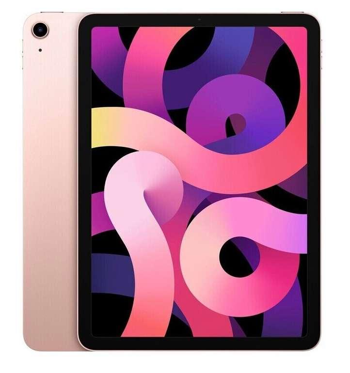 Apple iPad Air (2020) - 10,9 Zoll Tablet mit 64GB Speicher (WiFi + Cellular) für 549€ inkl. Versand (statt 575€)