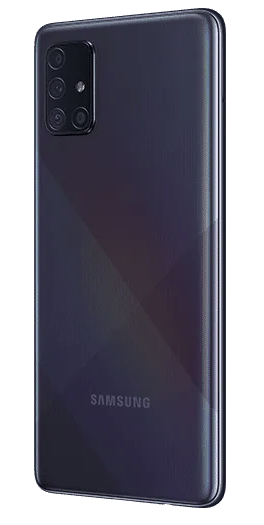 Samsung Galaxy A71 mit 128 GB (4,95€) + Allnet-Flat Go Otelo Internet-Flat mit 5 GB LTE für 14,99€ mtl.