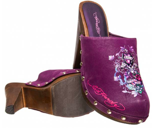 Ed Hardy Portland Heel Damen Schuhe für 8,94€ inkl. Versand (statt 17€)