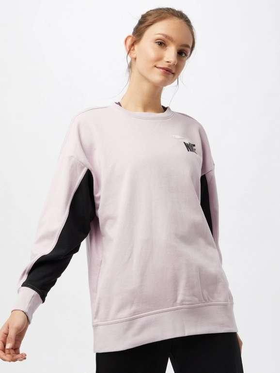 Nike Dri Fit Get Fit Fleece Graphic Sweatshirt für 29,95€ inkl. Versand (statt 48€)