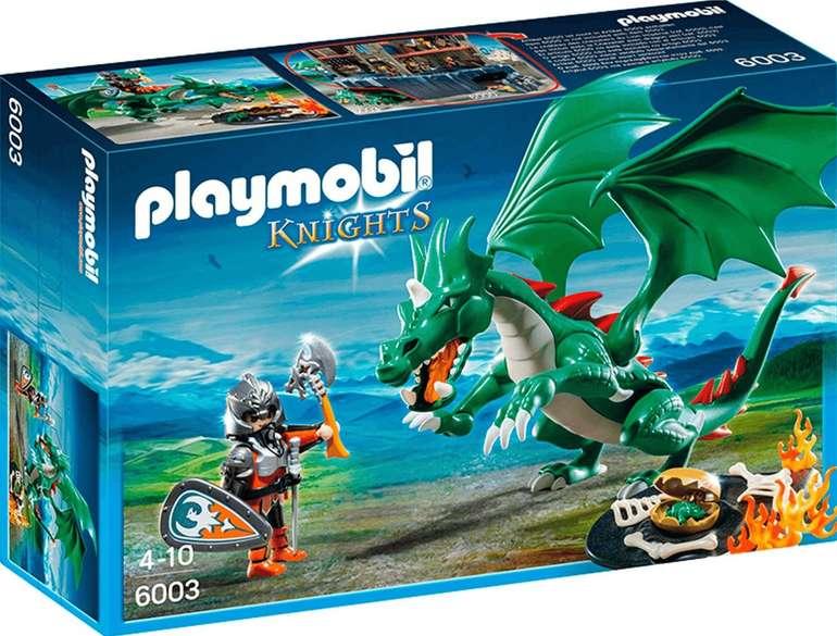 Playmobil Knights - Großer Burgdrache (6003) für 11,99€ inkl. Versand