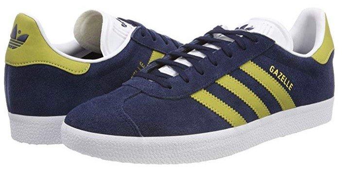 Adidas Originals Gazelle Sneaker in 2 Farben, Gr. 36-45 für 43,94€ (statt 59€)