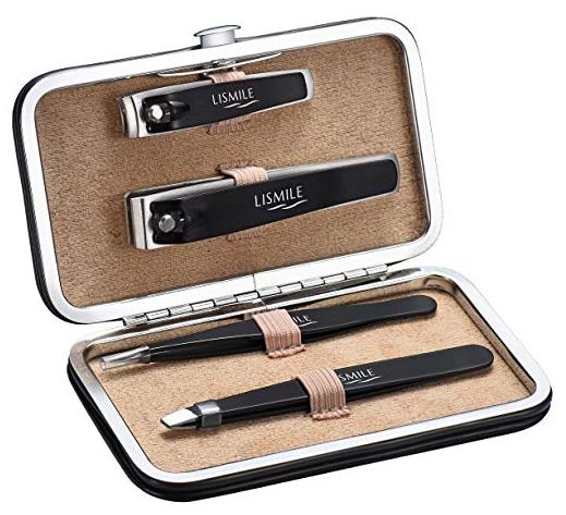 LiSmile Pinzetten- & Nagelknipser Set für 3,67€ mit Prime Versand (statt 8€)