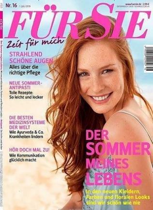 """Jahresabo """"Für Sie"""" mit 26 Ausgaben für 73€ + 75€ Bestchoice Gutschein"""