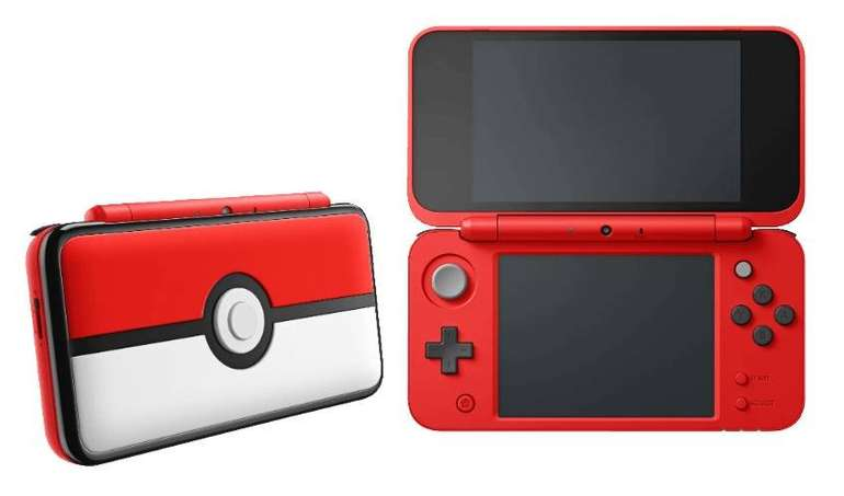 New Nintendo 2DS XL Limited Pokéball Edition für 105,80€ (statt 134€)