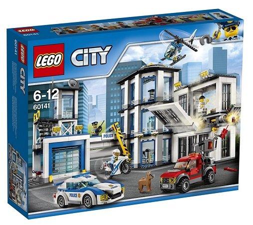 LEGO City - Polizeiwache (60141) für 54,42€ inkl. Versand (statt 70€)