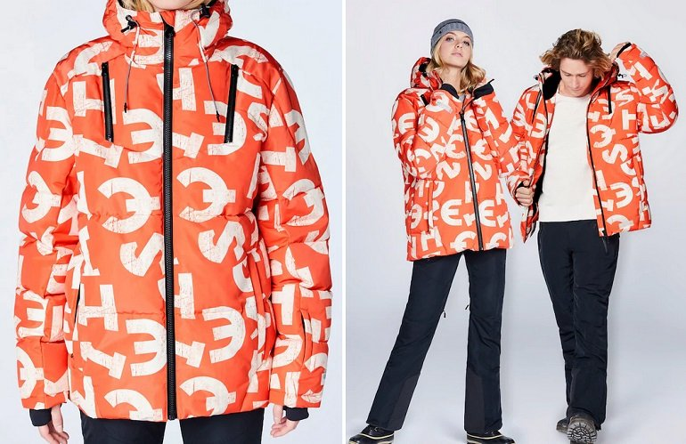 Chiemsee GISTOLA Herren Ski Jacke 3