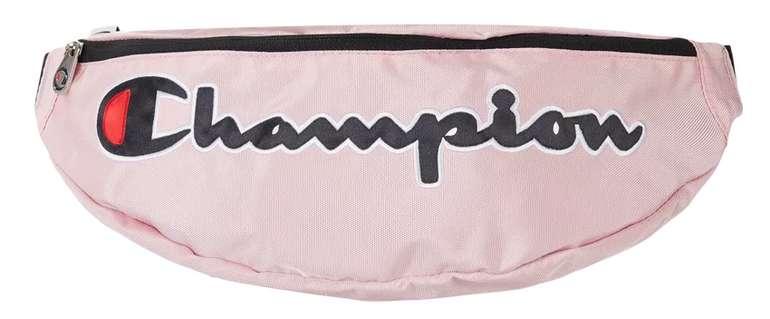 Champion Bauchtasche mit Logo-Applikation in Rosé für 14,99€inkl. Versand (statt 30€)