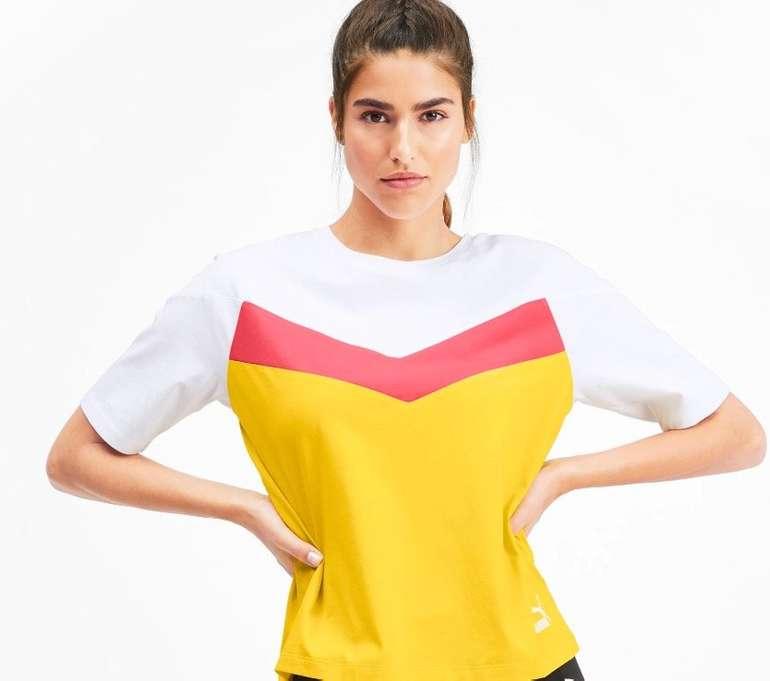 Puma XTG Colourblock Damen T-Shirt für 16€ inkl. Versand (statt 23€)
