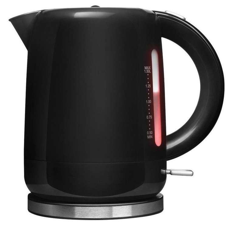 Medion Wasserkocher MD 18090 (2200 Watt, 1,5 Liter) für 17,95€ (statt 23€)