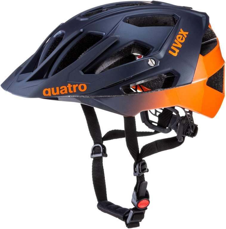 SportScheck: 10€ Rabatt auf alles im Onlineshop (MBW: 80€) - z.B. Uvex Quatro Fahrradhelm für 86,90€ (statt 105€)