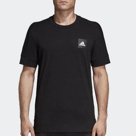 Adidas Perfomance Herren T-Shirt in Schwarz für 14,37€ inkl. VSK