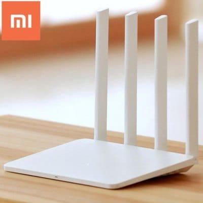 Xiaomi WiFi Router 3A (1200Mbps, 802.11ac Dual Band, Gigabit, USB 3.0) zu 32,18€