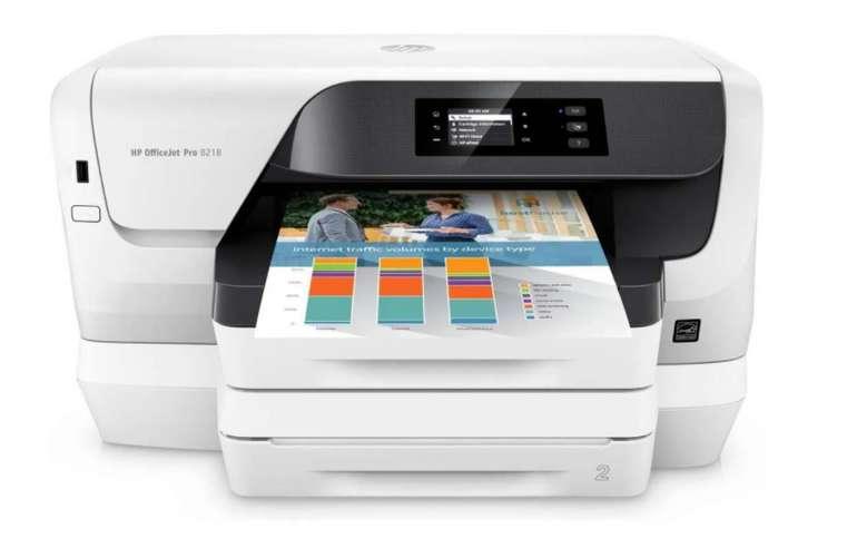 HP OfficeJet Pro 8218 Tintenstrahldrucker J3P68A für 99€ inkl. Versand (statt 129€)