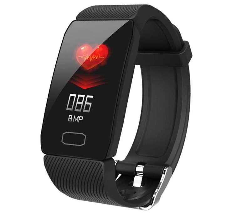 """Explopur BT Smart Armband mit 1,14"""" Farbdisplay & IP67-Schutz für 11,99€ mit Prime"""