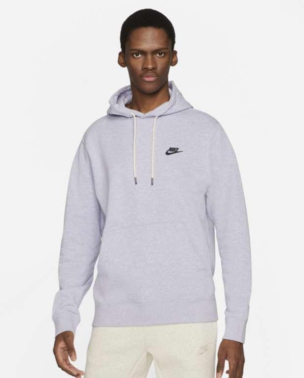 Nike Over The Head Herren Hoodies in Lila für 39,99€inkl. Versand (statt 59€)