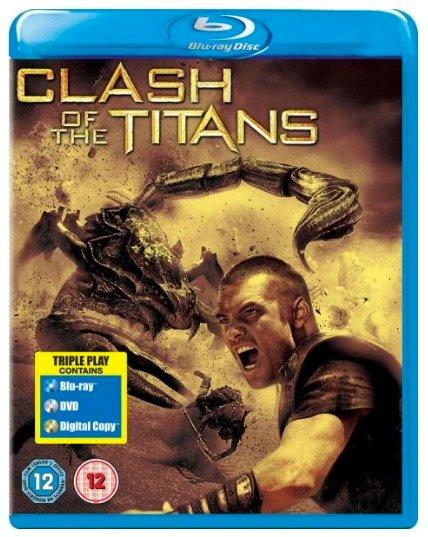 Kampf der Titanen (2010) auf Blu-ray nur 2,35€ inkl. Versand