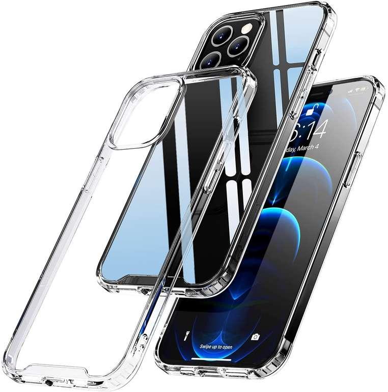 Eiaisi Hülle für iPhone 12/iPhone 12 Pro für 1,60€ inkl. Prime Versand (statt 10€)