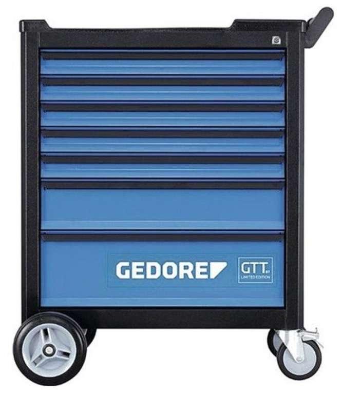 177-tlg. Gedore Werkstattwagen (Limited Edition) mit 7 Schubladen für 772,99€ inkl. Versand (statt 855€)