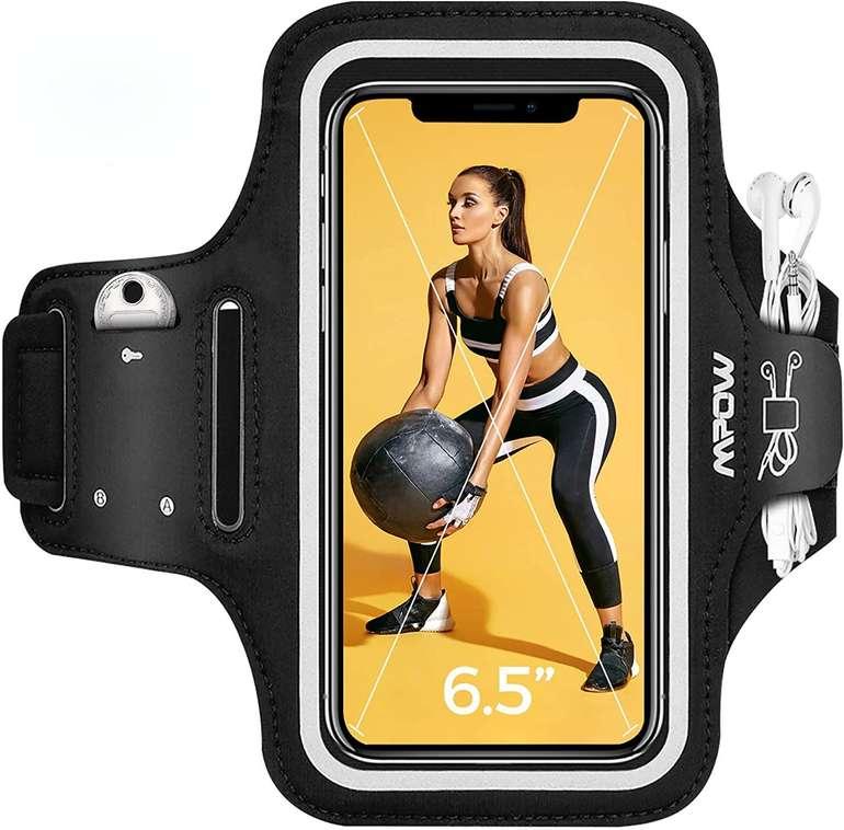 Mpow Sportarmband mit Schlüsselhalter für Smartphones nur 4,99€ inkl. Prime Versand