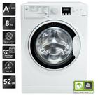 Bauknecht AF 8F4 - 8kg Waschmaschine mit Active Care Reload-Funktion für 300€