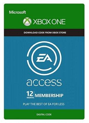 12 Monat EA Access [Xbox One] für nur 16,58€ (Statt 20€)