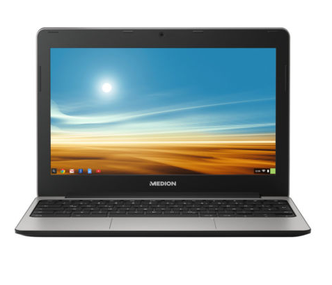 Medion Akoya S2013 – 11,6 Zoll Google Chromebook für 129,99€ (B-Ware)