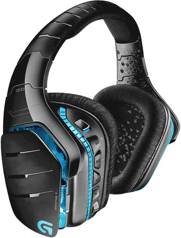 Logitech G933 Artemis Spectrum Gaming-Headset für 66€ inkl. Versand (Ausstellungsstück)