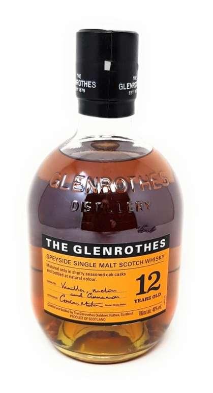 12 Jahre The Glenrothes Speyside Single Malt Whisky 0.7 l 40% für 29,99€ (statt 37€)