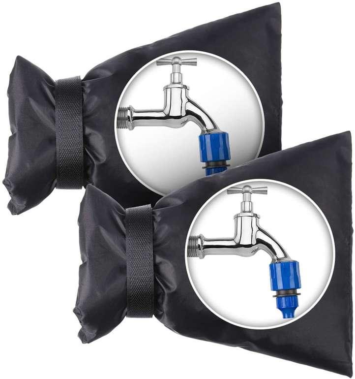 Tvird Thermoschutz für den Garten-Wasserhahn (2 Stück) für 4,79€ inkl. Prime Versand (statt 8€)