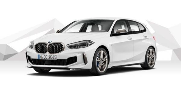 BMW M135i xDrive mit 306PS für 48 Monate für 349€ Brutto im Monat