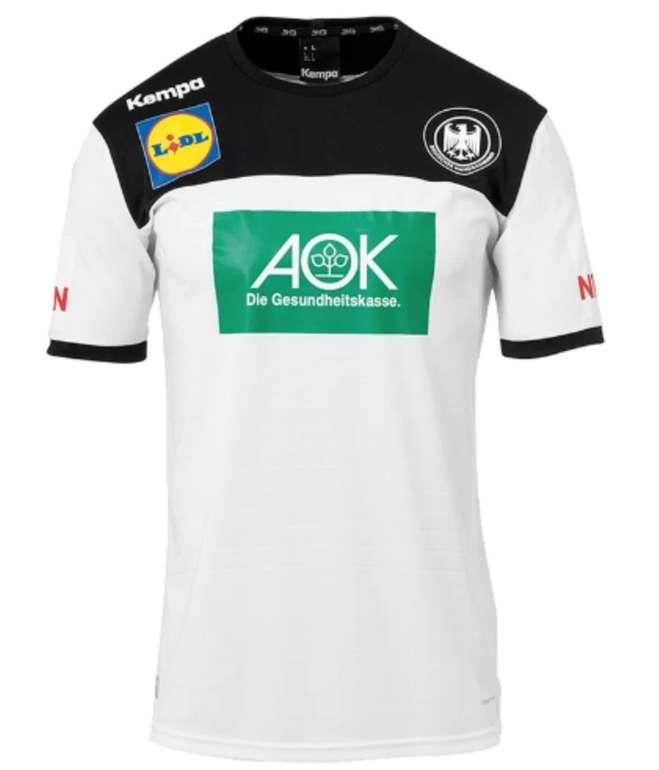 Kempa DHB Handball Nationalmannschaft Trikot Home (Replica) für 15,44€ inkl. Versand (statt 34€)