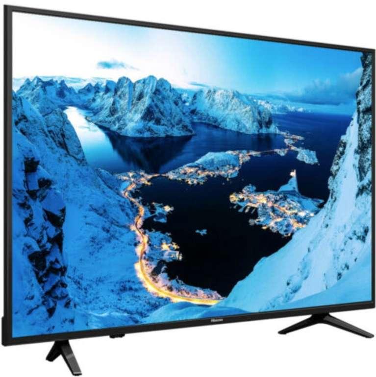 Hisense H50AE6030 –  50 Zoll UHD TV mit 4K Auflösung für 296,91€ (statt 395€)