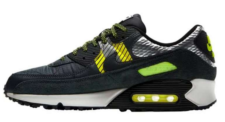 "Nike Sportswear Herren Sneaker ""Air Max 90 3M"" für 106,73€inkl. Versand (statt 146€)"