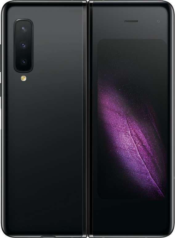 Samsung Galaxy Fold F907 5G - 512GB Cosmos Black für 769€ inkl. Versand (statt 849€)